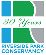 Riverside Park Conservancy logo