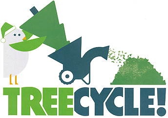 Treecycle at MulchFest 2013! |