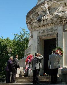 Memorial Day Commemoration @ Soldiers' & Sailors' Monument | New York | New York | United States