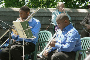 Spring 2018 Overlook Concerts @ 116th Street Overlook (on the middle level of the Promenad) | Pennsylvania | United States