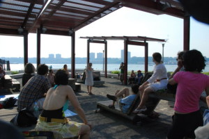 Literary Lounge @ Pier I at 70th Street | New York | New York | United States