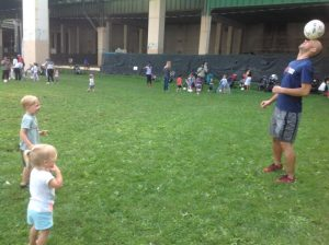 Tots Soccer with Super Soccer Stars @ Track Lawn @ 72nd St. | New York | New York | United States