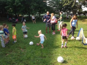 Tots Soccer & Pee Wee Basketball @ 71st St. Soccer Field  | New York | New York | United States