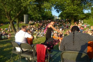 RCTA Sunset Concert: Flamenco @ 97th Street Tennis Court Lawn
