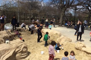 SandSational! @ Riverside Park sandboxes (between 76th St and 143rd St)