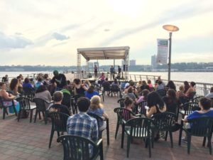 Totally Public Karaoke @ Pier i at 70th Street | New York | New York | United States