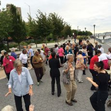 Dance for Seniors @ West Harlem Piers Park | New York | New York | United States
