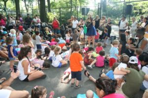Hippo Playground Concert Series @ Hippo Playground, 91st St. in Riverside Park | New York | New York | United States
