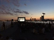 Films on the Green @ Pier i at 70th Street | New York | New York | United States