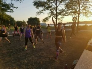 Bodyroll Workout w/VIVA! @ The Plaza @ 66th St.