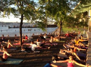 Pilates in the Park @ The Plaza at 66th Street