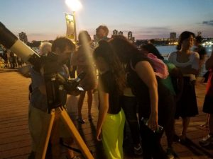 Star Gaze Saturdays @ Pier I at 70th Street | New York | New York | United States