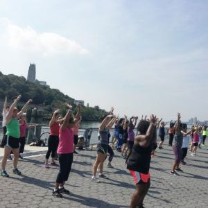 Shape Up NYC Dance Fitness @ West Harlem Piers Park | New York | New York | United States
