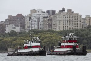 27th Annual Great North River Tugboat Race @ Pier I at 70th Street