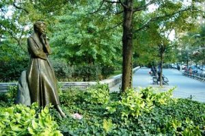 Riverside Park Monuments Tour @ 72nd St. and Riverside Drive | New York | New York | United States