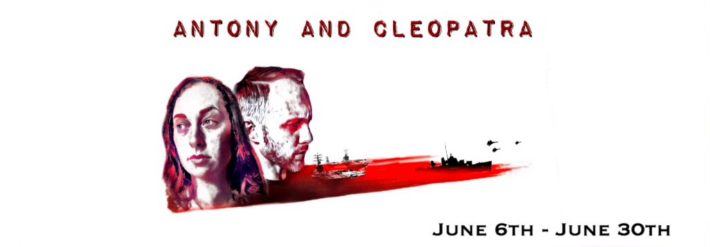 Hudson Warehouse Presents: Antony and Cleopatra @ Soldiers' and Sailors' Monument