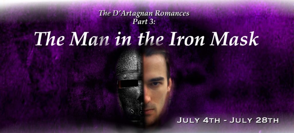 Hudson Warehouse Presents: The D'Artagnan Romances Part Three: The Man in the Iron Mask @ Soldiers' and Sailors' Monument