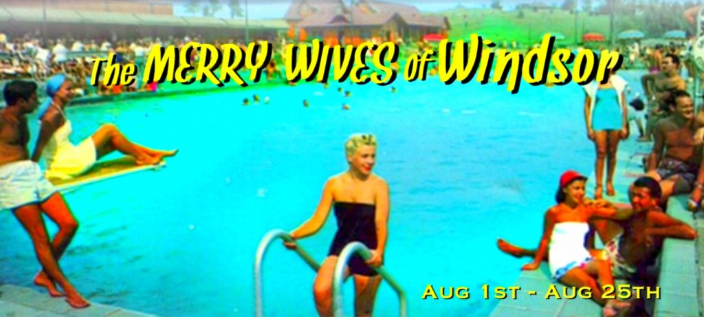 Hudson Warehouse Presents: The Merry Wives of Windsor @ Soldiers' and Sailors' Monument